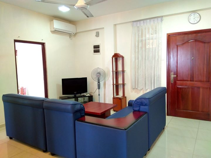 fully furnished apartment for sale in wellawaththa