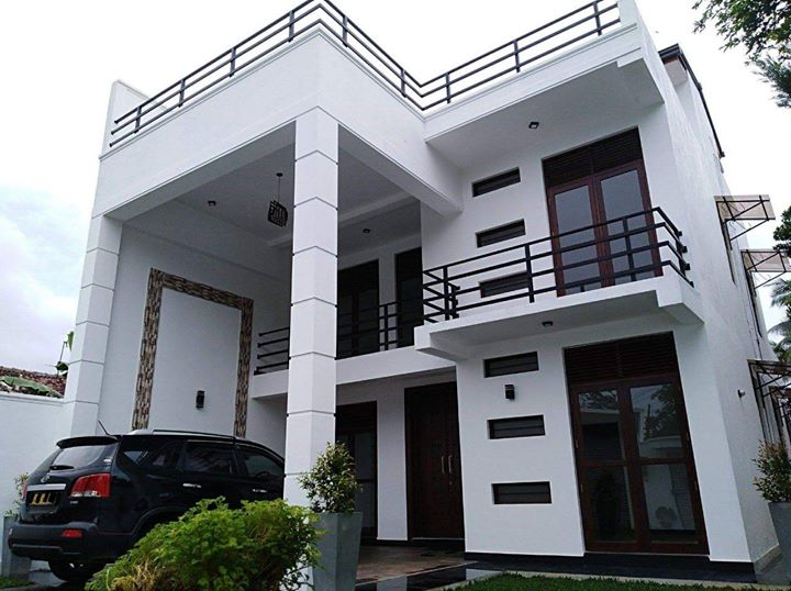 Modern 2 Storied House for Sale in Pipe Road, Batttaramulla