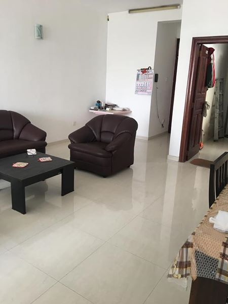 3 bedroom apartment for sale in wellawaththa