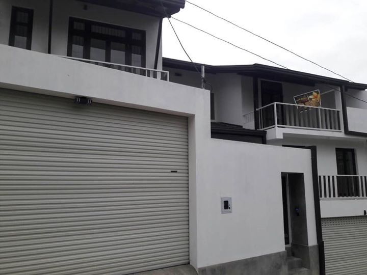 Brand new four storied house for sale in maharagama