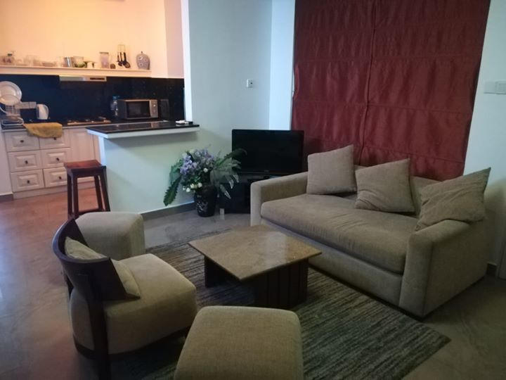 fully furnished apartment for rent in bambalapitiya