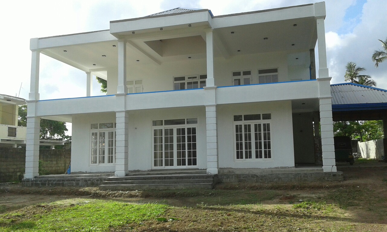 2 Story Brand new Building with 65/p land in Makola, Kiribathgoda