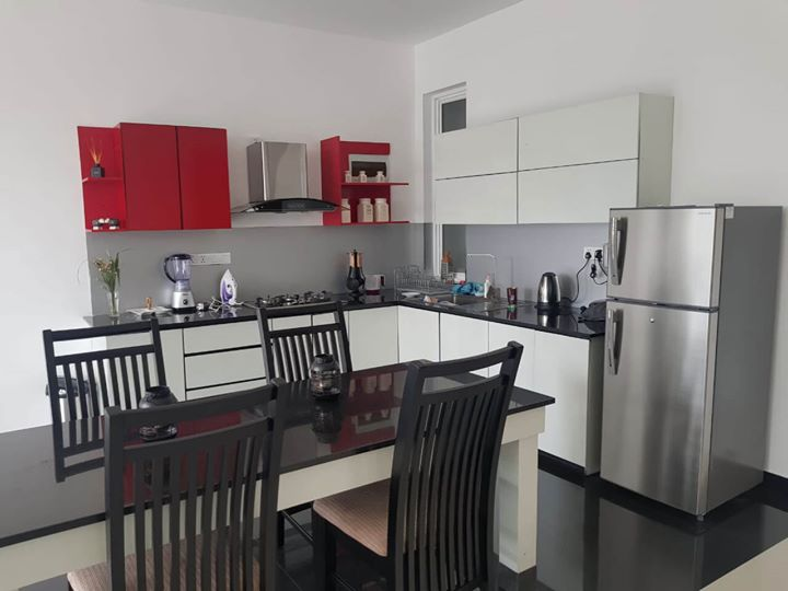 Two Bed Rooms Apartment for Rent in Mount Lavinia
