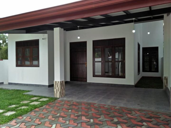 Newly Constructed House For Sale in Homagama