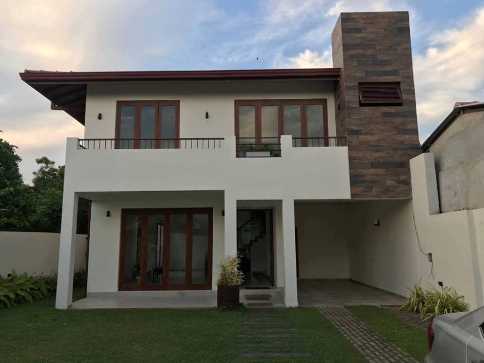 Luxury modern new house for sale in Moratuwa