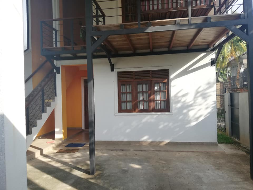 House for rent at Rathmalana