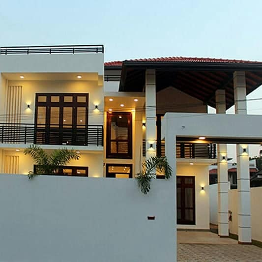Newly built house for sale in Athurugiriya