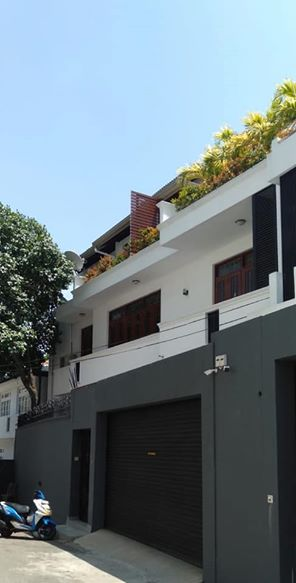 Commercial property for rent in Wellawatta