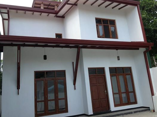 Brand New 2 Storied House for Sale in Rukmale, Kottawa