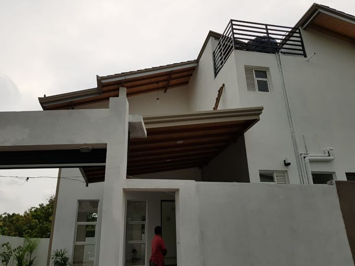 Brand new two storey house for sale in Talawatugoda