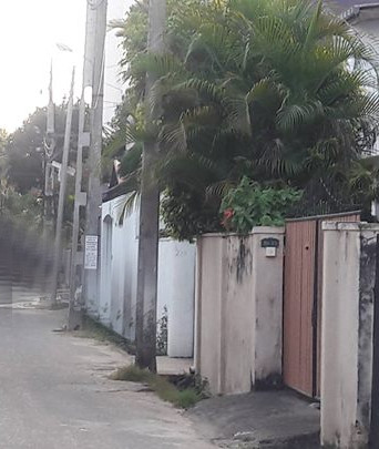 Beautiful land for sale in heart of Dehiwala for unbelievable price