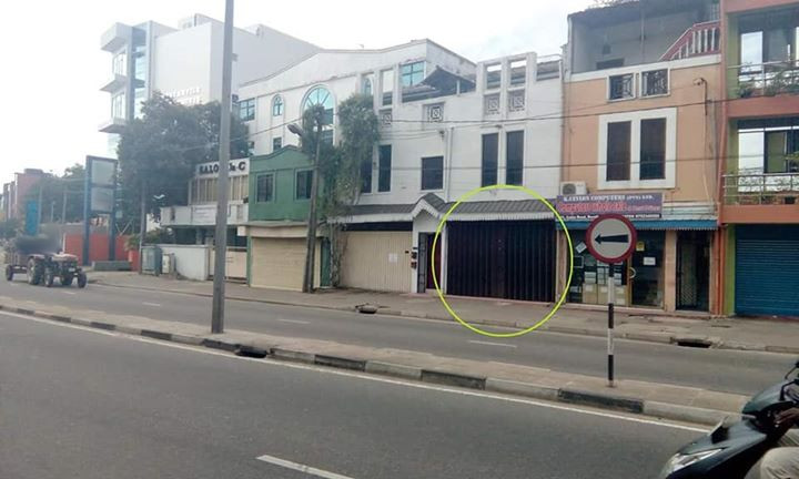 Commercial Property for Rent in Colombo 8