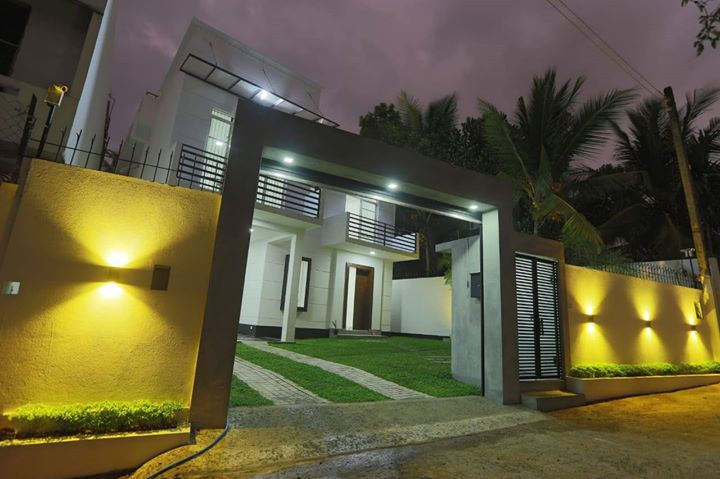 We have a Architect designed specious 2 storied Brand new luxury house for special offer in Kottawa……