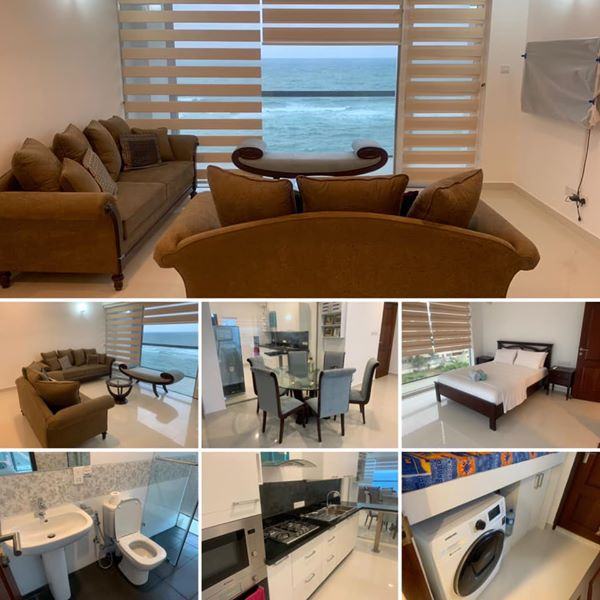 3 Bedrooms Beautifully Furnished Apartment for Rent at Colombo 4