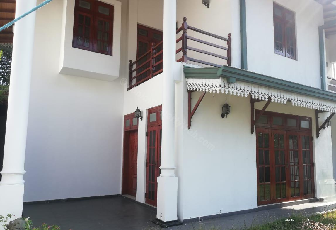 House for rent in Nedimala Dehiwela