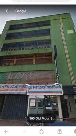 5 Storied Building For Lease - Colombo 12