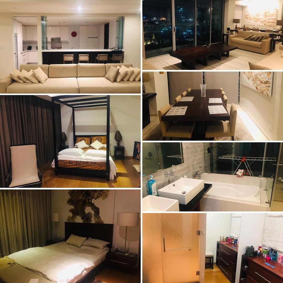 EMPEROR | 4 BR | 2700 Sq.Ft | Colombo 03 | Apartment For Rent