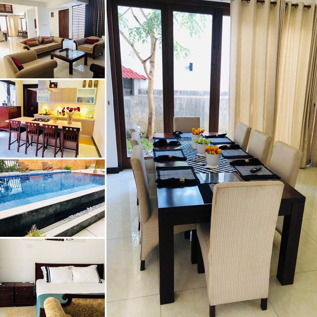 Luxury Modern House for Rent at Colombo 5