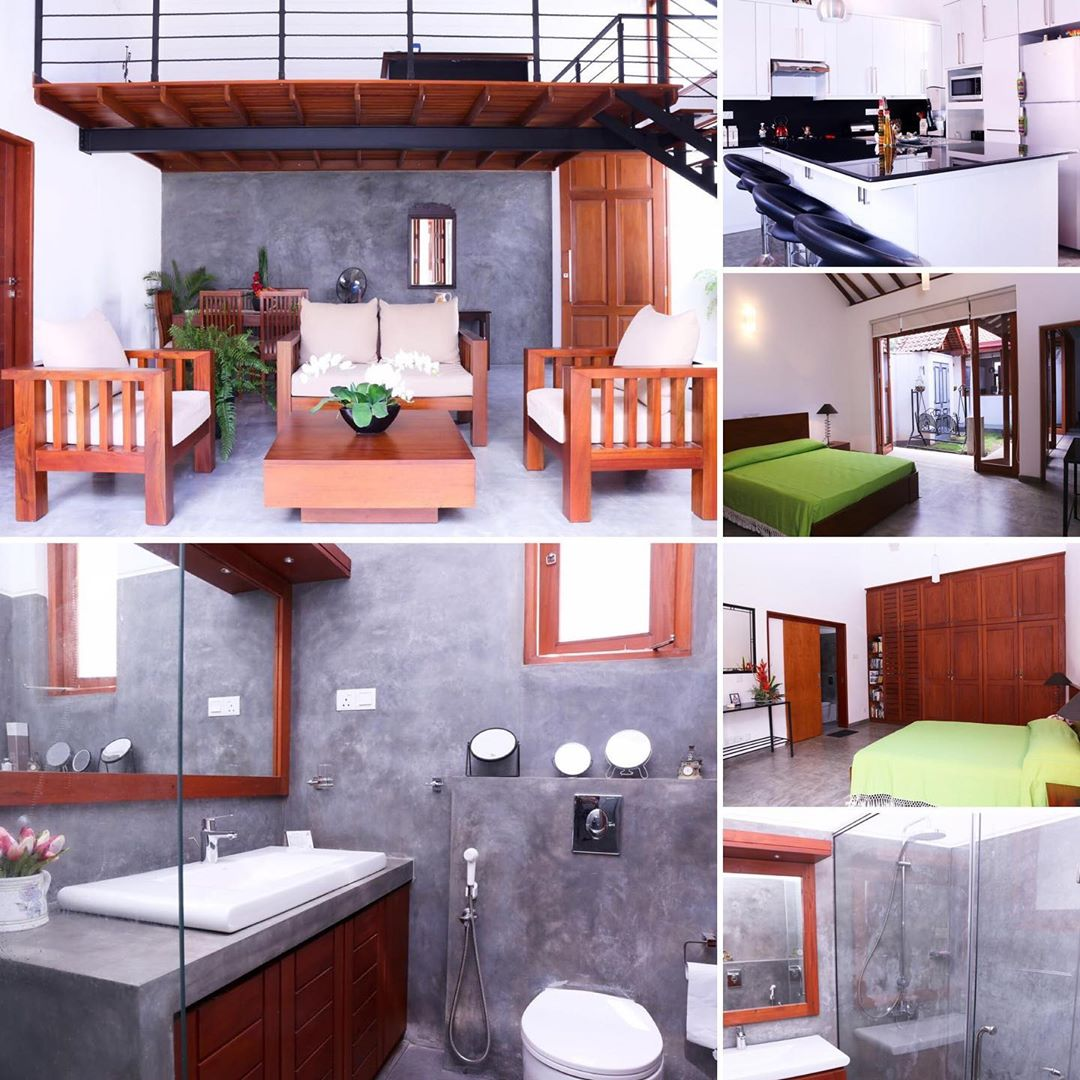 2 Bedroom Fully Furnished House for Rent at Colombo 5