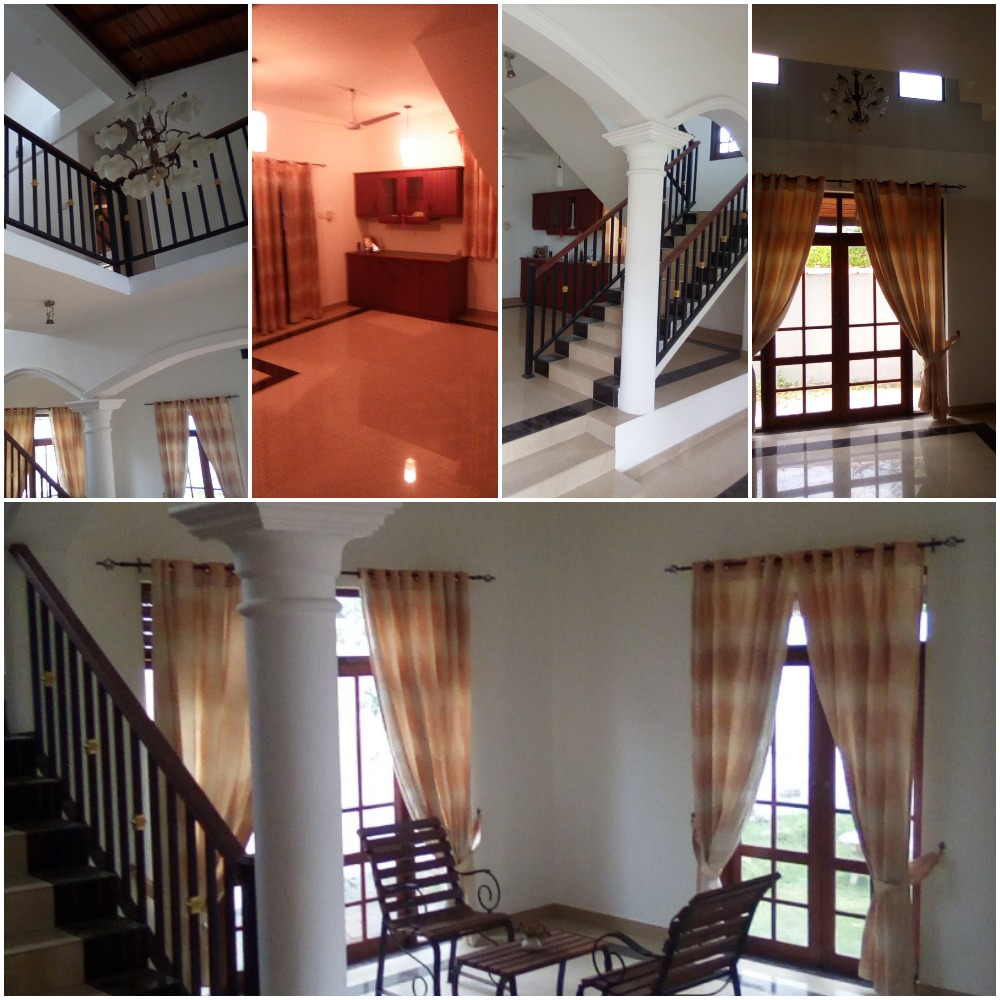 Valuable Fully Tiled 3 Bedrooms 2 Storied new Separate House in Pragathipura, Madiwela Kotte good area