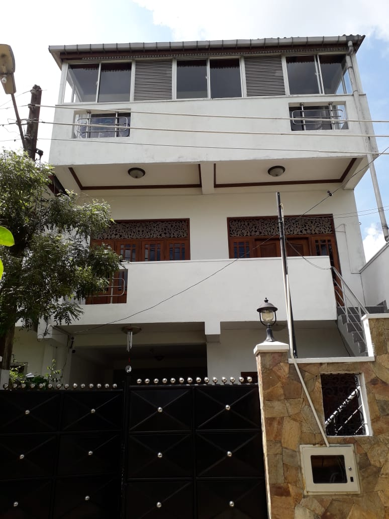 From 3 storey house 1st & 2nd floors for rent